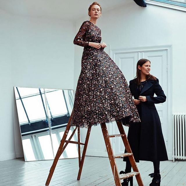 Ida Sjöstedt Fashion Designer