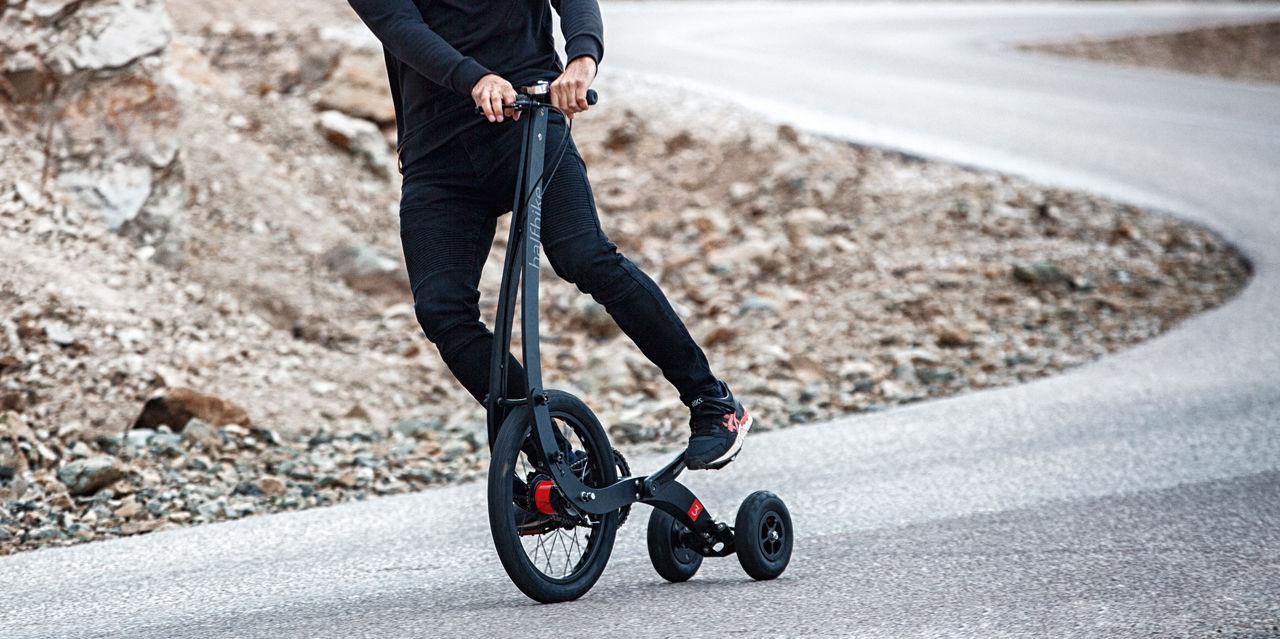 bike kickstarter