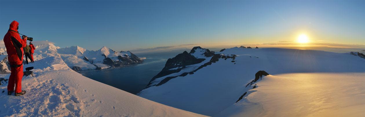 panorama Antarctica
